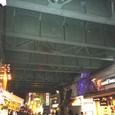 上野アメ横寛橋付近からJRを