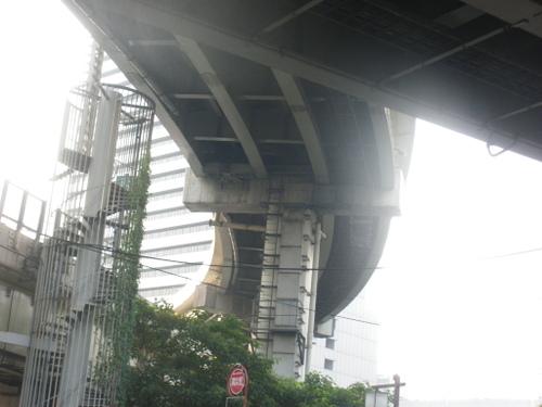 浜崎橋 首都高
