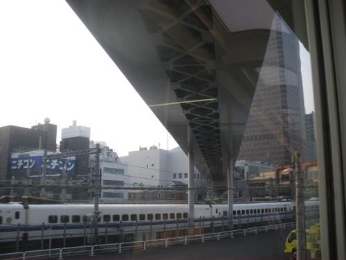 浜松町 モノレール