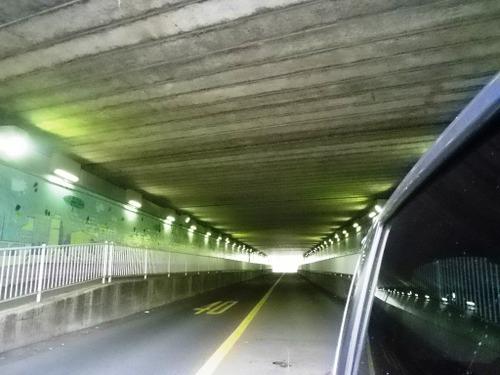 梶ヶ谷貨物Tの橋裏
