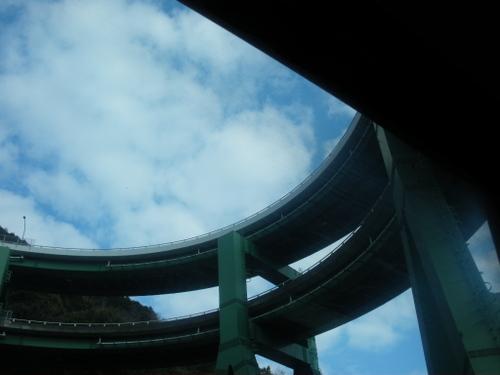 河津 ループ橋