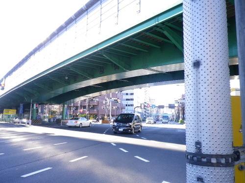 環7豊玉陸橋