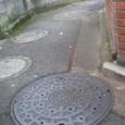 大田区中央1-11 すばる座状マンホール
